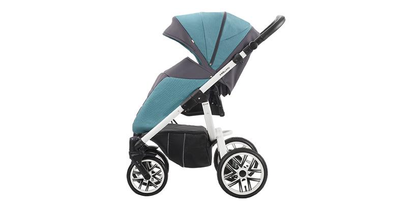 wózek dziecięcy 3w1