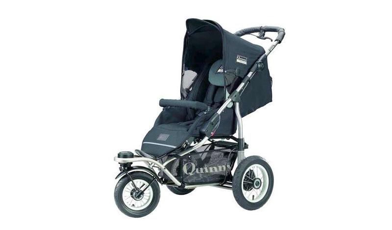 najlepsze wózki quinny