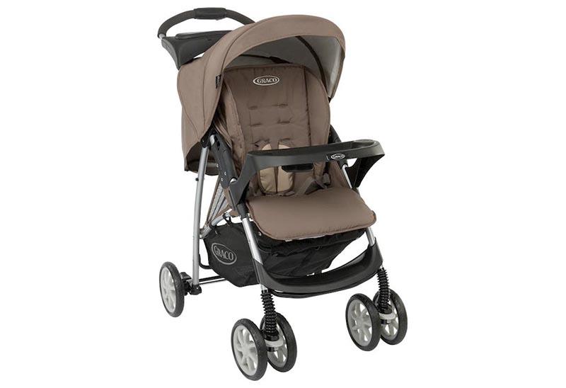 wózki graco 2w1