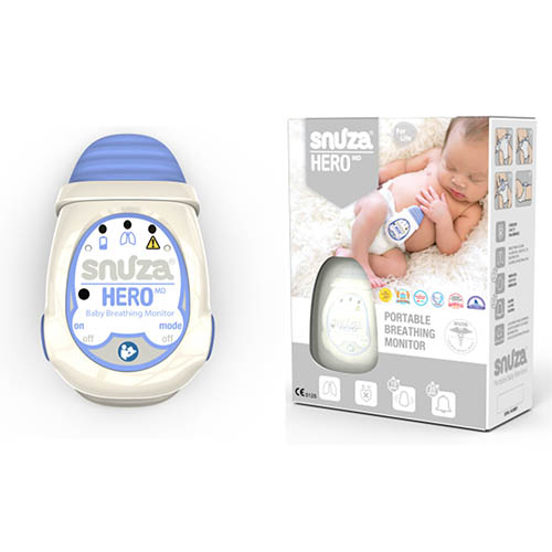 monitor oddechu dla niemowląt ranking