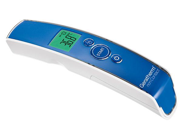 termometr bezdotykowy na podczerwień ranking