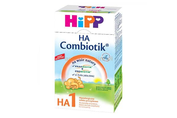dobre mleko modyfikowane