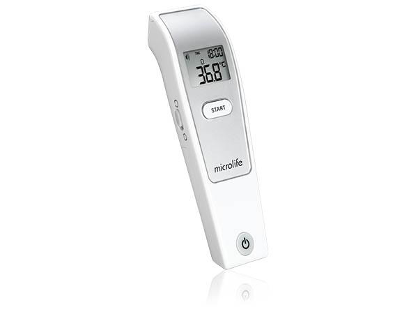 termometr bezdotykowy ranking 2018