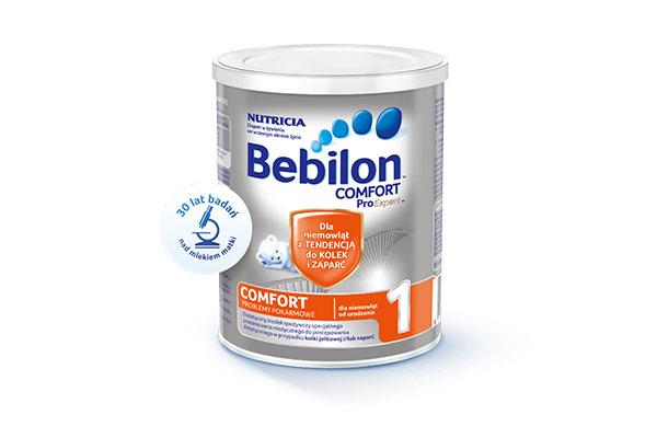 mleko modyfikowane dla noworodka ranking