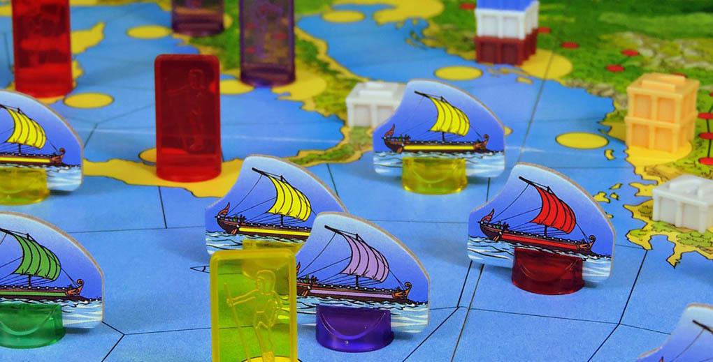 gry planszowe dla dzieci od 3 lat