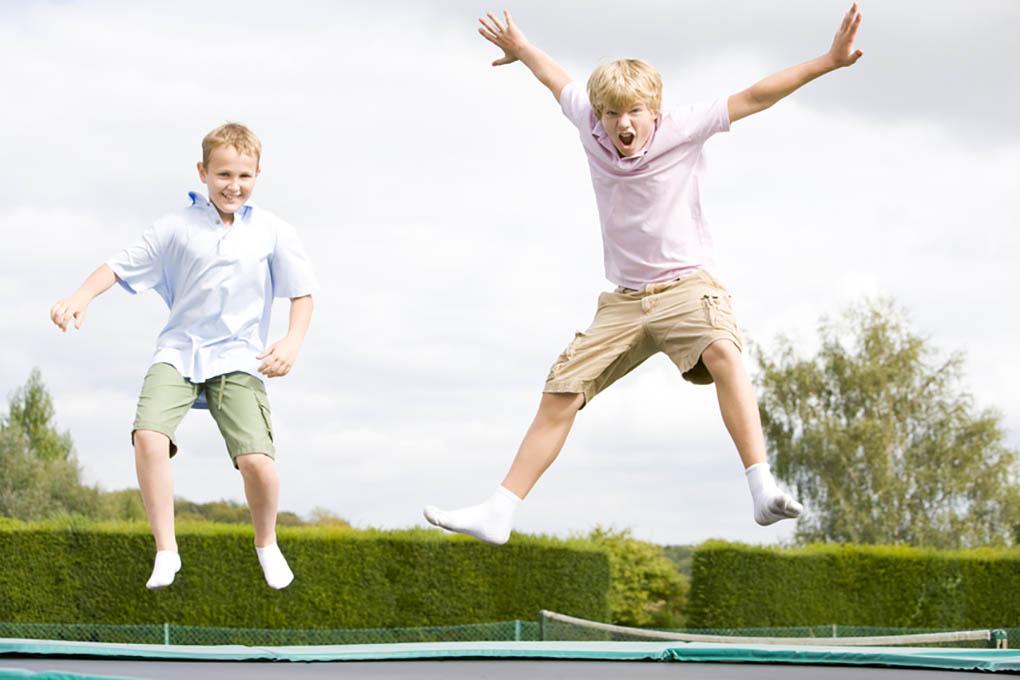 trampolina ogrodowa ranking