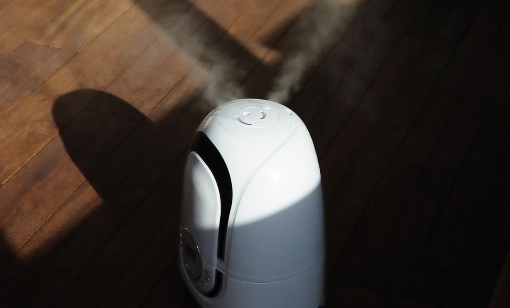dobry nawilżacz powietrza dla dziecka