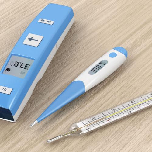 termometr na podczerwień ranking