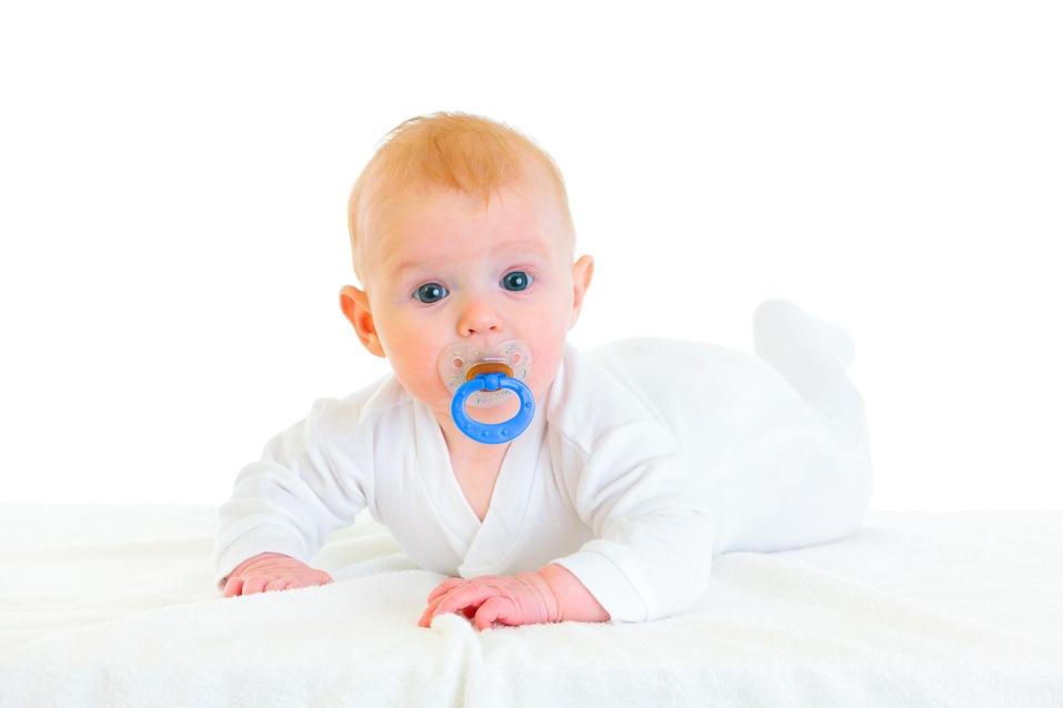 najlepsze smoczki dla niemowląt