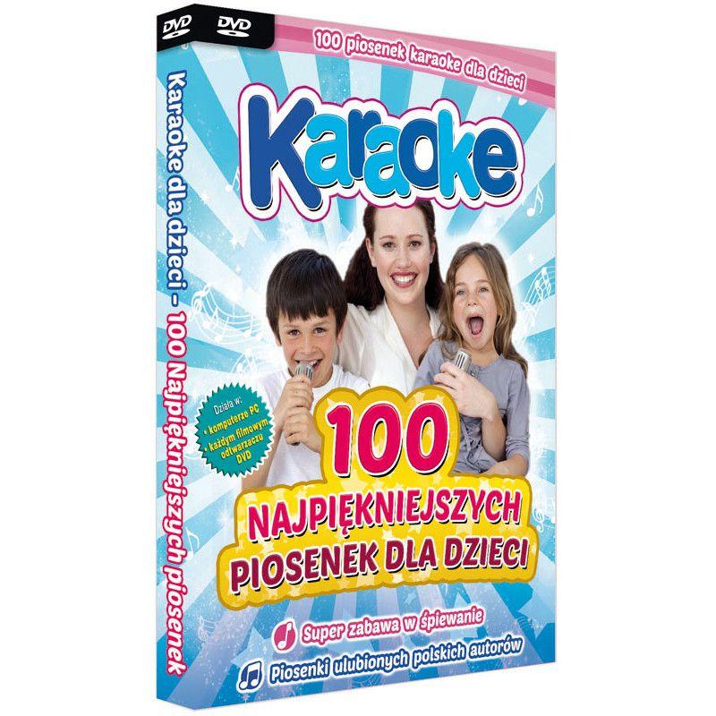mikrofon dla dzieci karaoke