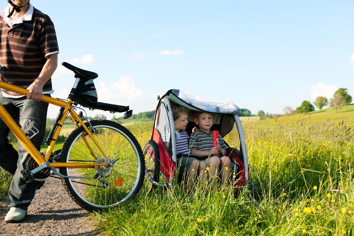 Przyczepka rowerowa ranking opinie