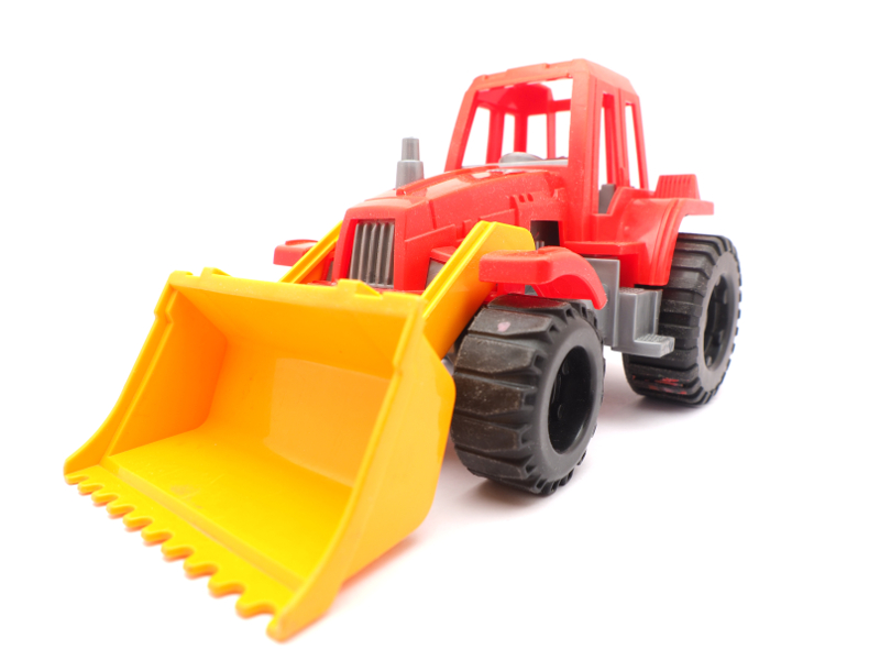 dobry traktor zdalnie sterowany
