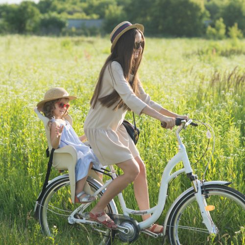najlepszy fotelik rowerowy