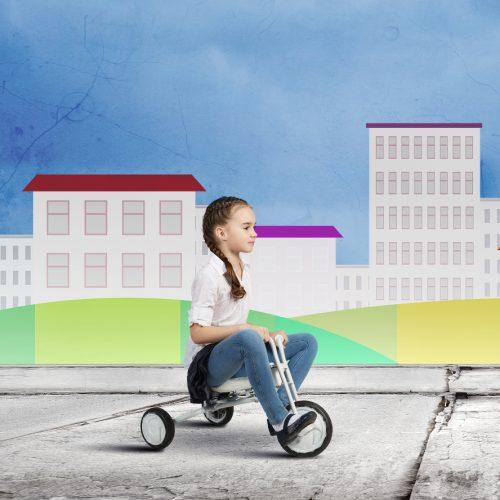 rowerek trojkolowy opinie