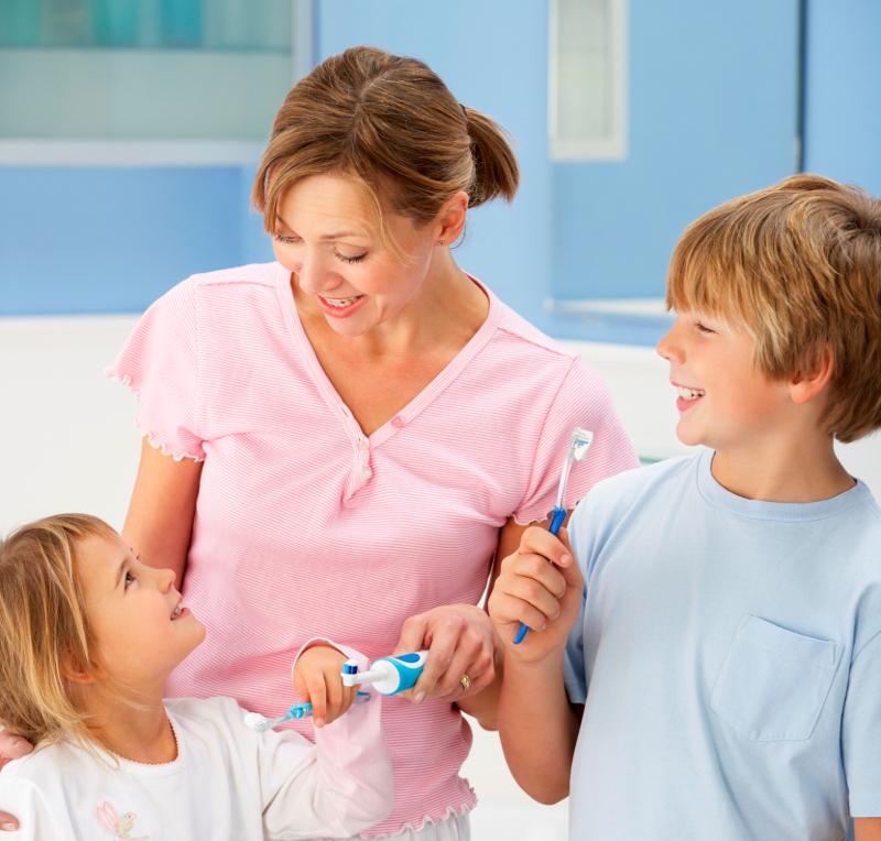 szczoteczka elektryczna dla dzieci ranking