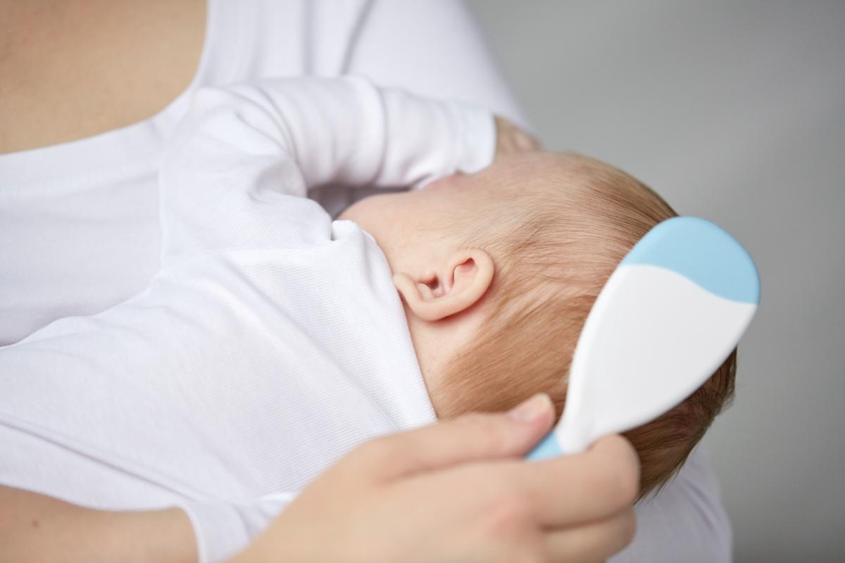 szczotka dla niemowląt opinie i ranking