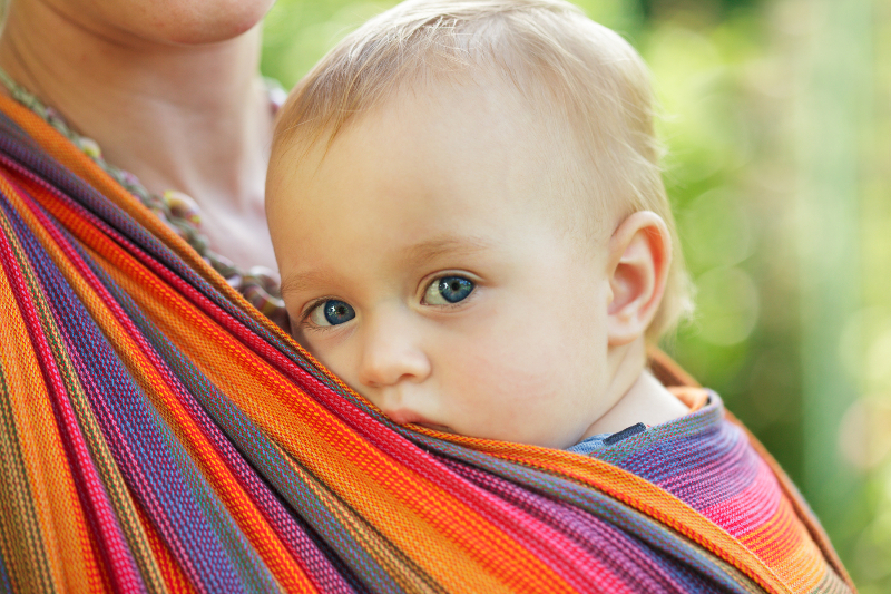 najlepsze chusty do noszenia dzieci