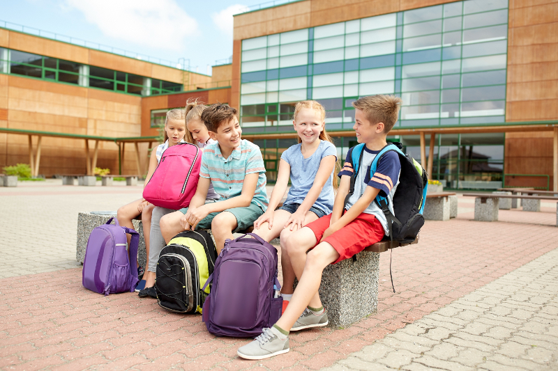 plecak szkolny młodzieżowy