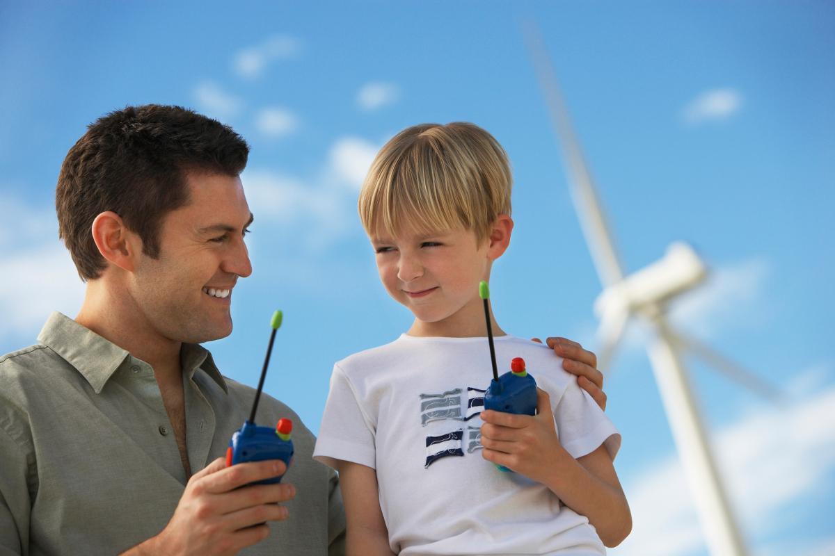 walkie talkie dla dzieci ranking