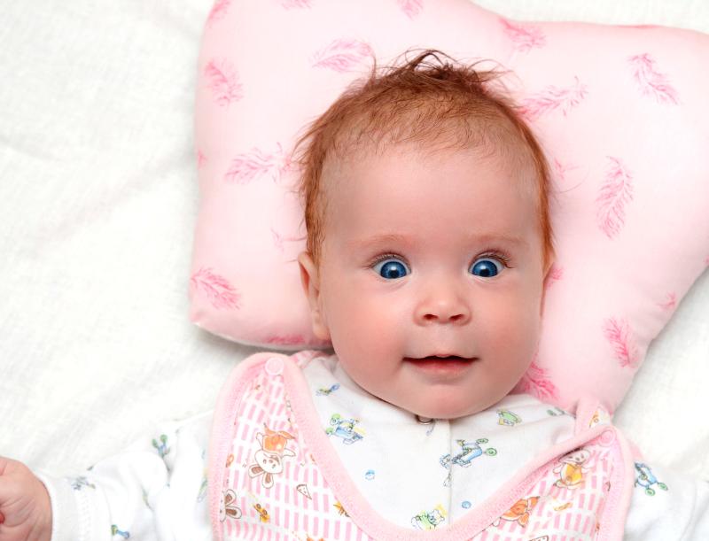 poduszka ortopedyczna dla niemowląt ranking