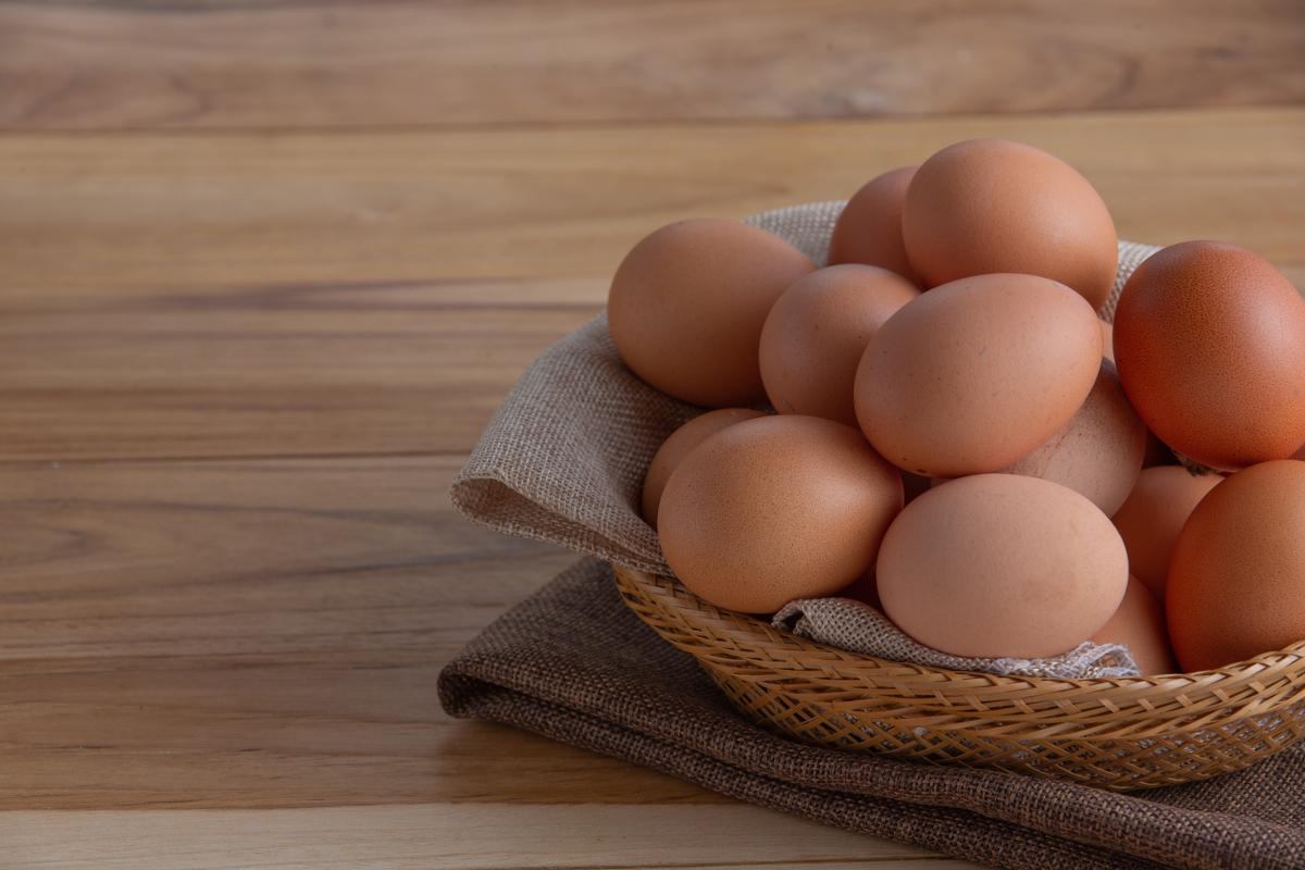 Jajko dla niemowlaka - Poradnik.