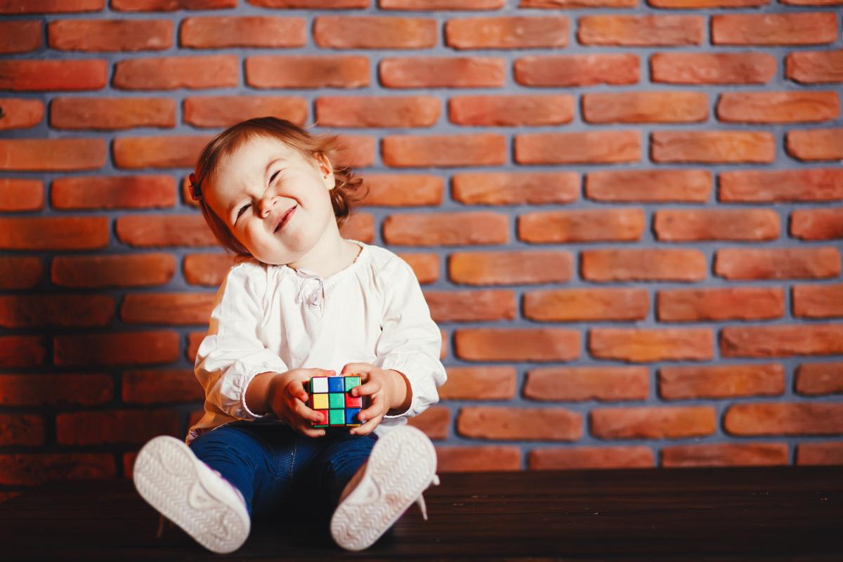 Zabawy z rocznym dzieckiem - Poradnik.