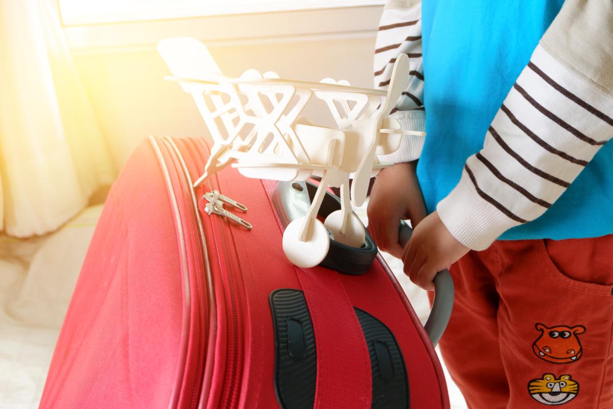 torba podróżna dla dziecka ranking