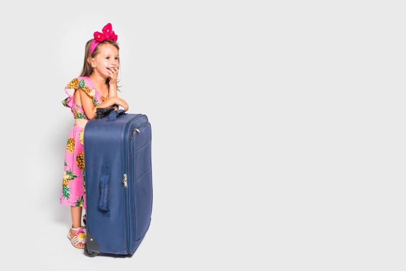 torba podróżna dla dziecka
