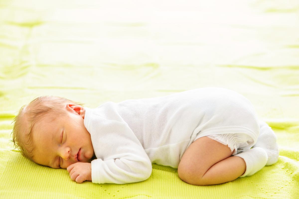 Poradnik Jak usypiać niemowlę