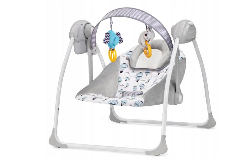 Bujaczek elektryczny dla dziecka