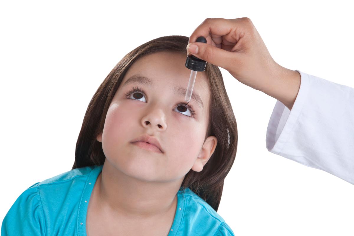 krople do oczu dla dzieci ranking