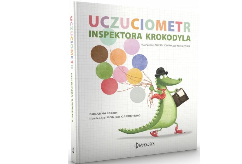 Uczuciometr inspektora Krokodyla. Susanna Isern