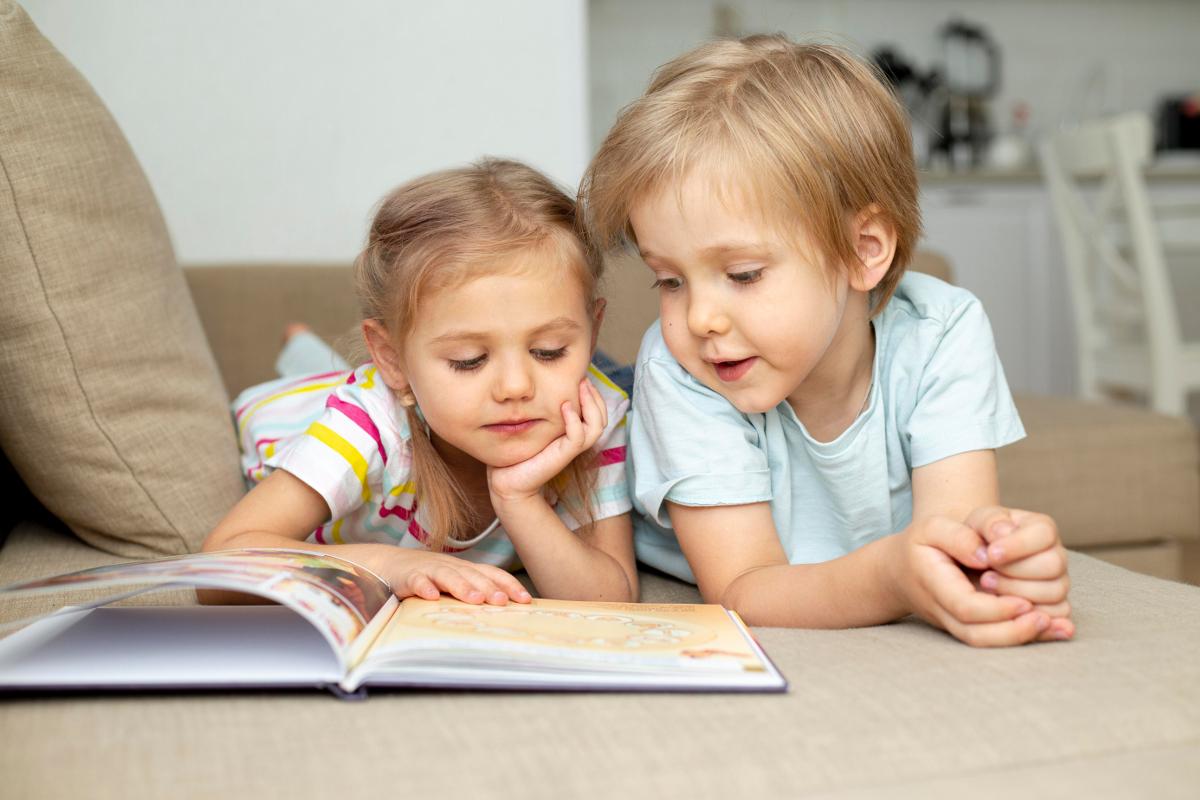 najlepsze książki dla czterolatka