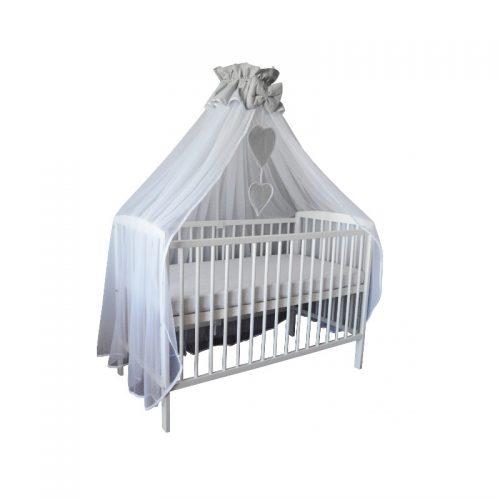 baldachim do łóżka dziecięcego