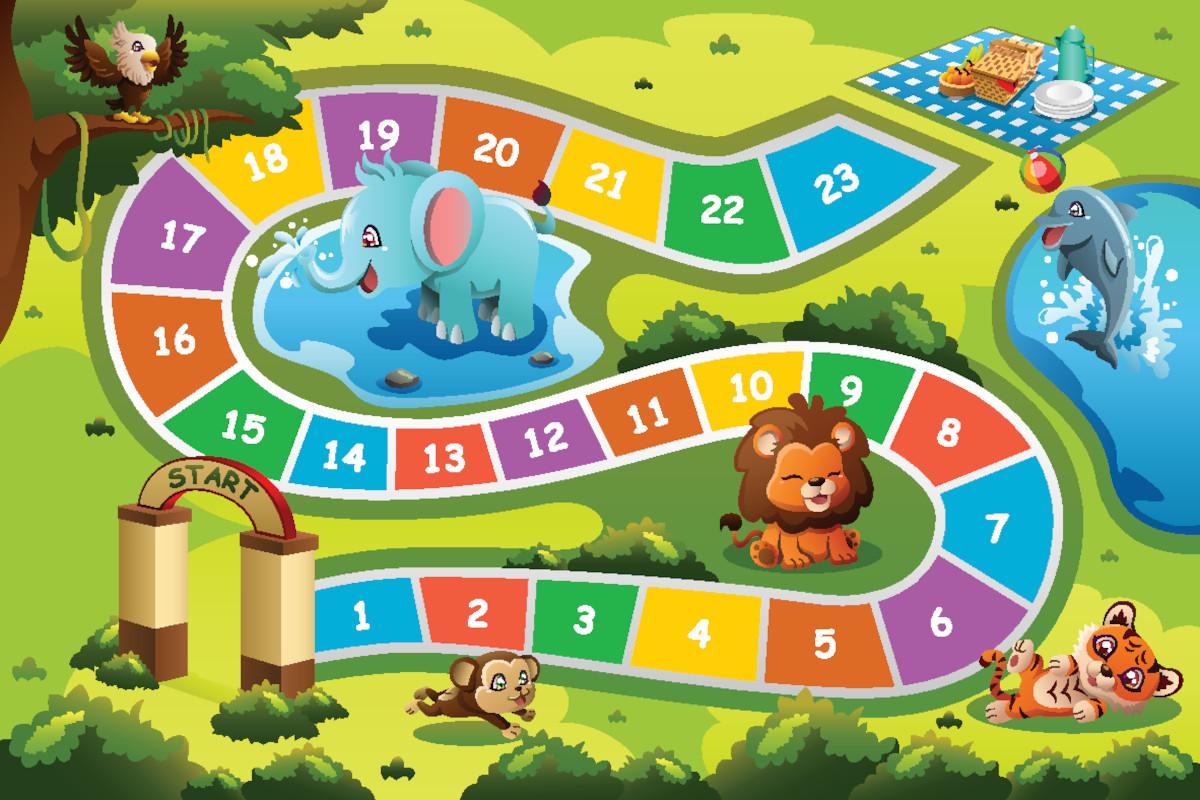 gry dla najmłodszych