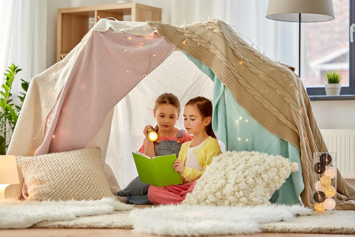 namioty dla dzieci do zabawy