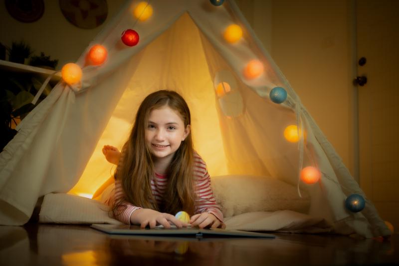 namioty dziecięce