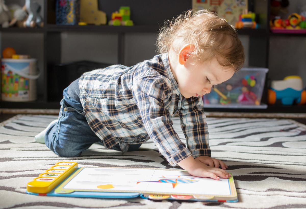 książeczki dla dzieci interaktywne
