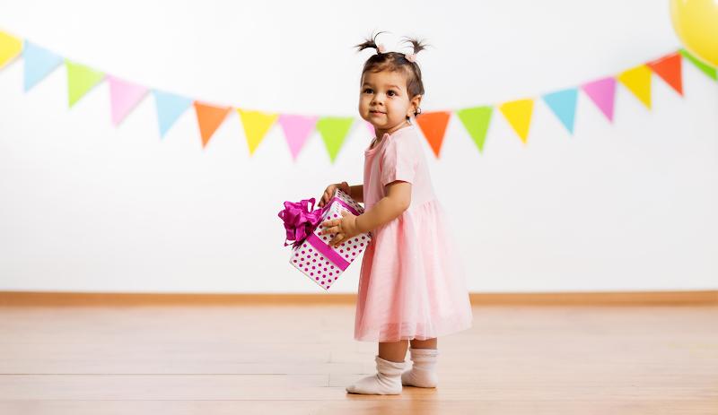 prezent dla 4 letniej dziewczynki
