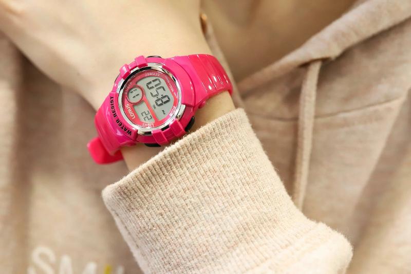 Zegarek dziewczęcy na komunię Lorus