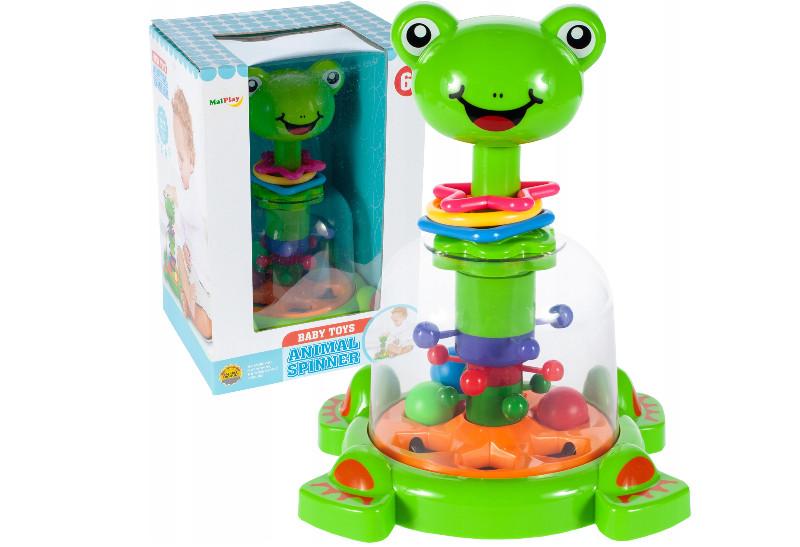 tanie zabawki dla 8 miesięcznego niemowlaka