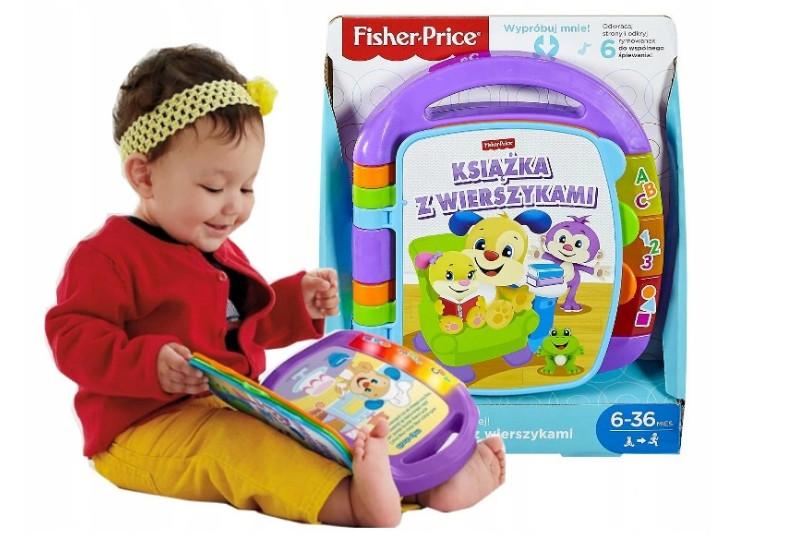 co kupić dla 8 miesięcznego dziecka