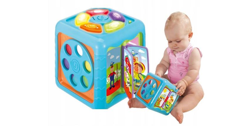 najlepsza zabawka dla 8 miesięcznego dziecka