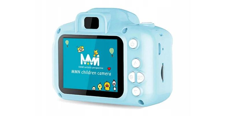 dziecięcy aparat fotograficzny