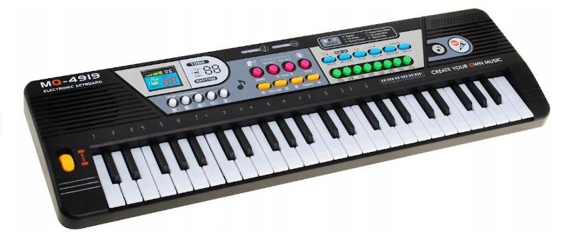 jaki keyboard dla dziecka