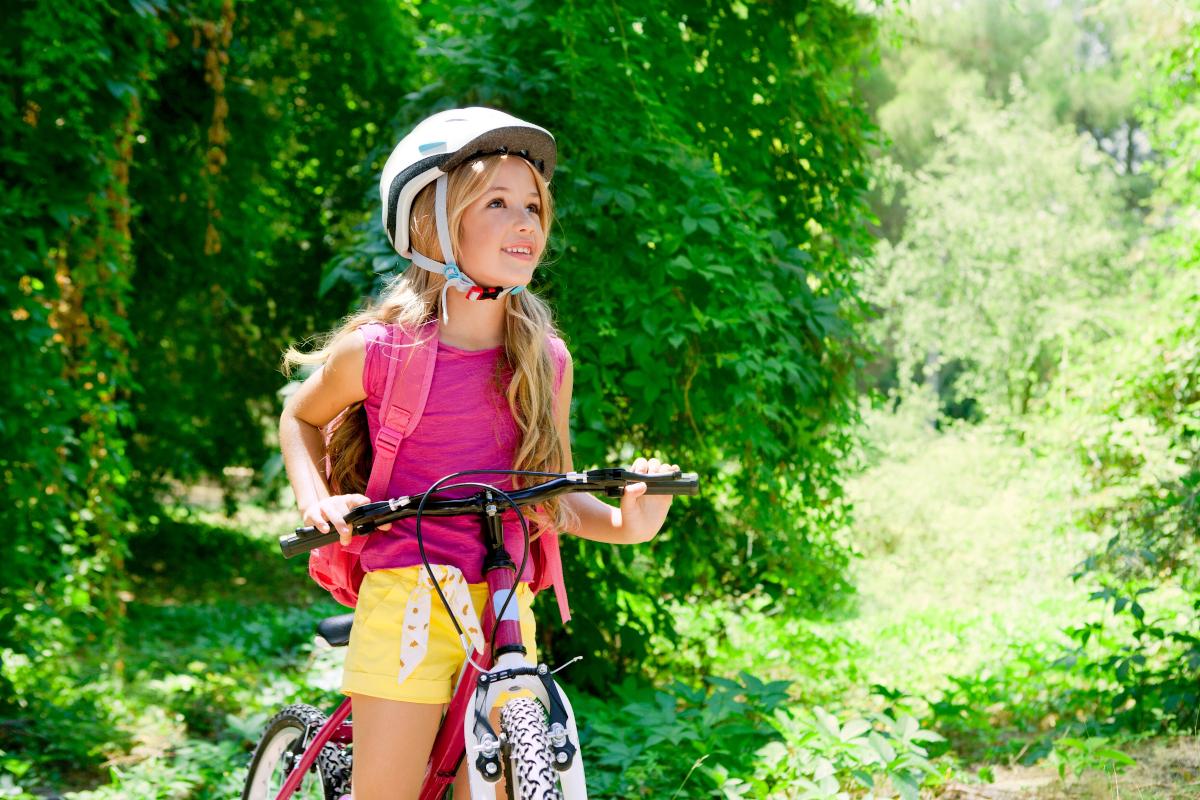 dobry kask rowerowy dla dziecka