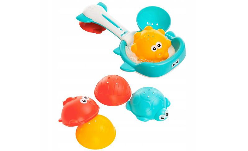 zabawki do kąpieli ranking