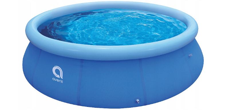 baseny przydomowe