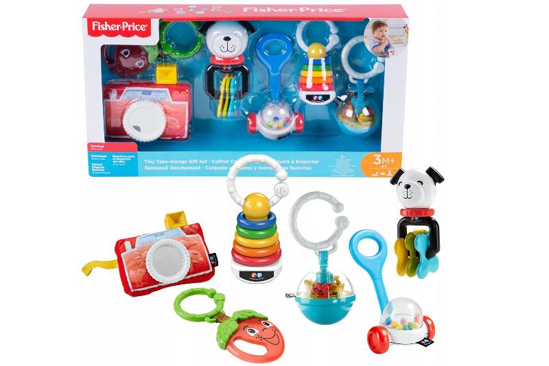 najlepsze zabawki dla niemowlaka