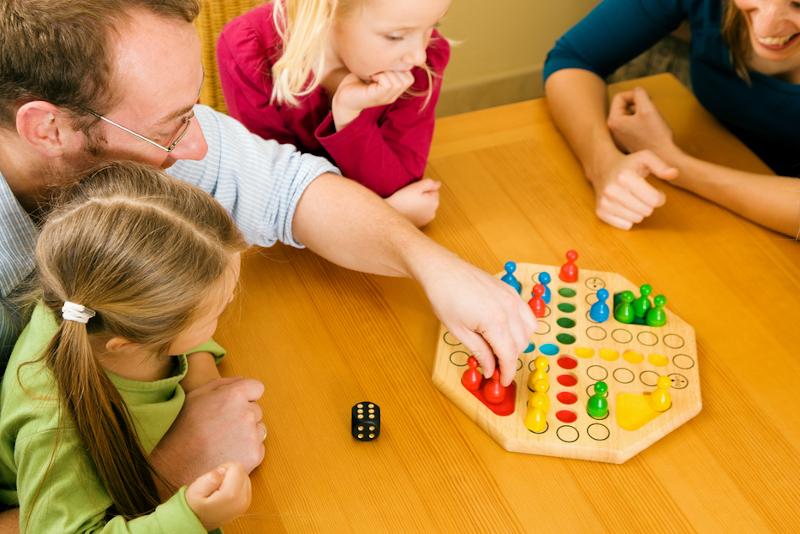 fajne gry planszowe rodzinne